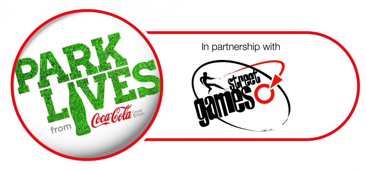 ParkLives with StreetGames Logo